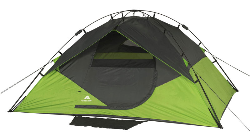 Ozark Trail 4 Person Instant Dome Tent  sc 1 st  Koiyaki Guiding School & Review Of Ozark Trail Outdoor Equipment u0026 Camping Gear