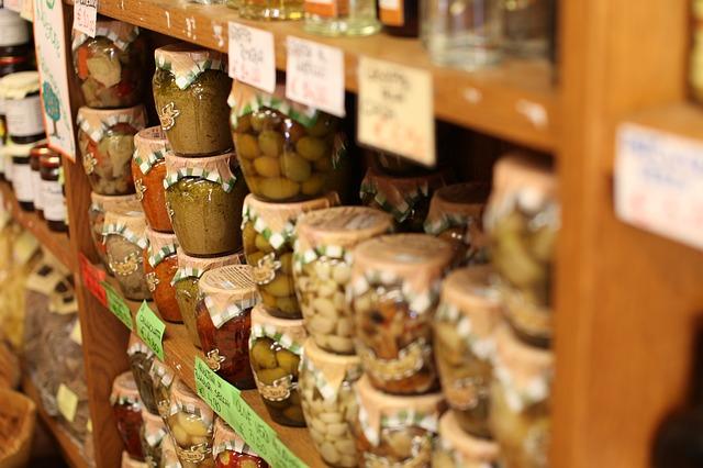 Shelf Life Canned Food