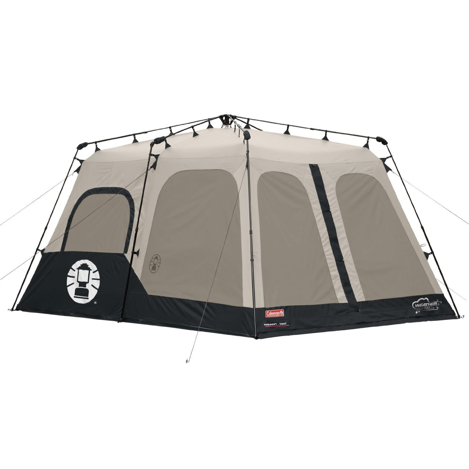 Coleman 8 Person Instant Tent  sc 1 st  Koiyaki Guiding School & Best Family Tent For Camping in 2018 - KOIYAKI.COM