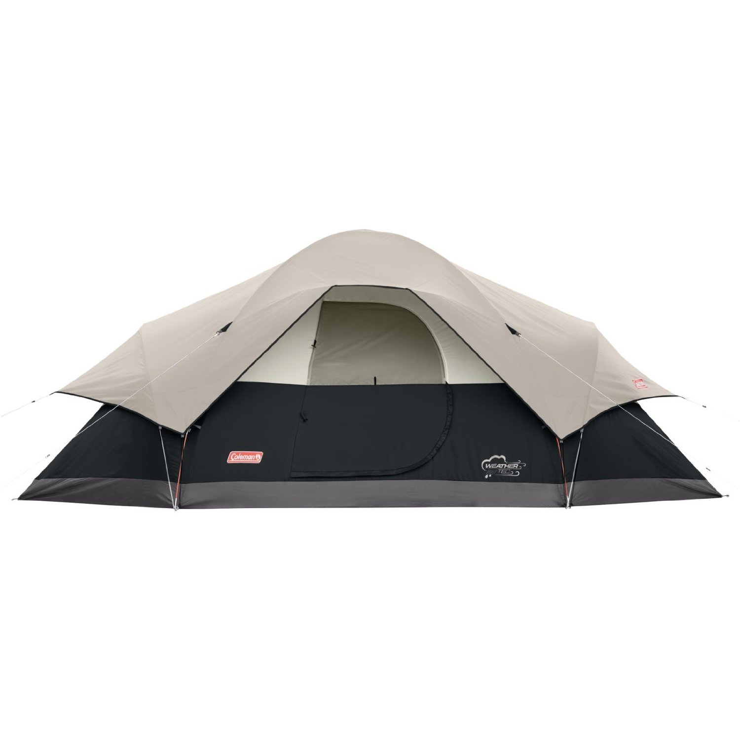 Coleman 8 Person Red Canyon Tent  sc 1 st  Koiyaki Guiding School & Best Family Tent For Camping in 2018 - KOIYAKI.COM