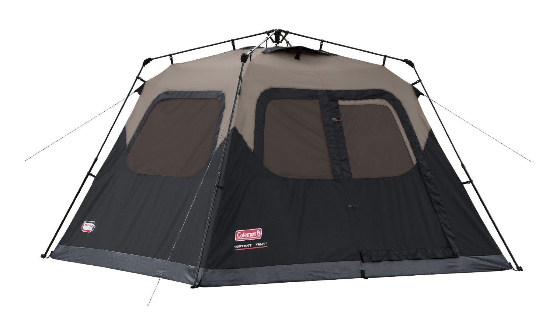 Coleman Instant Cabin Tent  sc 1 st  Koiyaki Guiding School & Best Family Tent For Camping in 2018 - KOIYAKI.COM