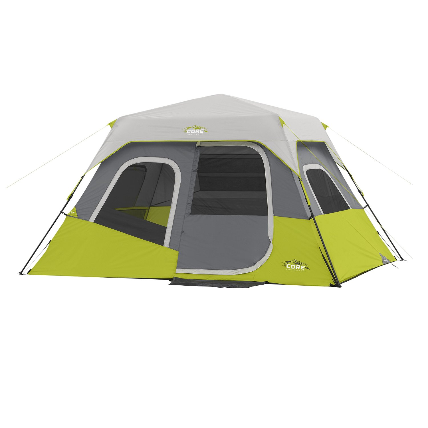 Core 6 Person Instant Cabin Tent