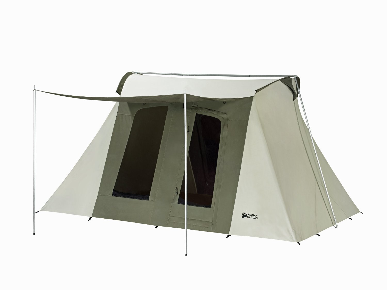 Kodiak Canvas ?Flex?-Bow Deluxe 8-Person Tent Review  sc 1 st  Koiyaki Guiding School : best tactical tent - memphite.com