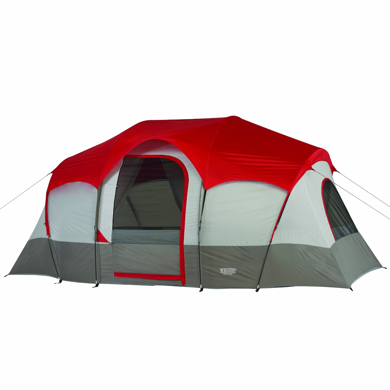 Wenzel Blue Ridge 7 Person Tent  sc 1 st  Koiyaki Guiding School & Best Family Tent For Camping in 2018 - KOIYAKI.COM