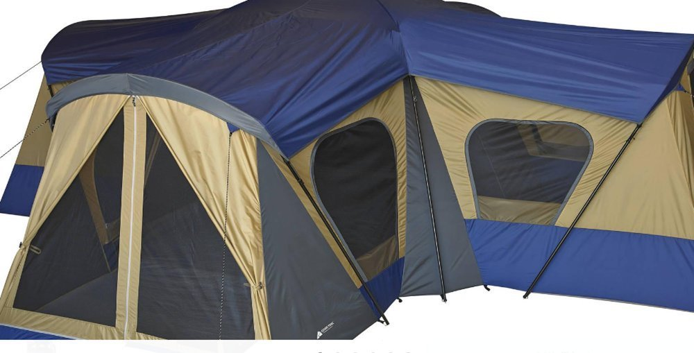 Ozark Trail Base Camp 14 Person Cabin Tent